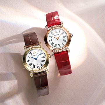 「私らしさ」を引き出してくれる大人の腕時計