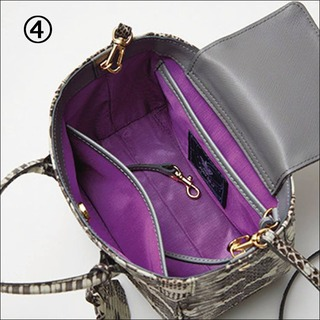 A.D.M.J.の小さめハンドバッグ