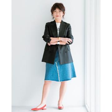 2.「マディソンブルー」ディレクター/デザイナー 中山まりこさん