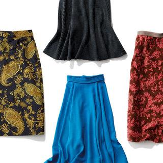 この秋はスカートを買い足したという声、 多数!【おしゃれプロの「これ買っちゃいました!」】