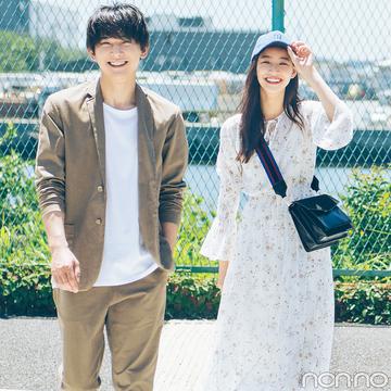吉沢亮X新木優子♡ ニューバランスでスニーカーデート!