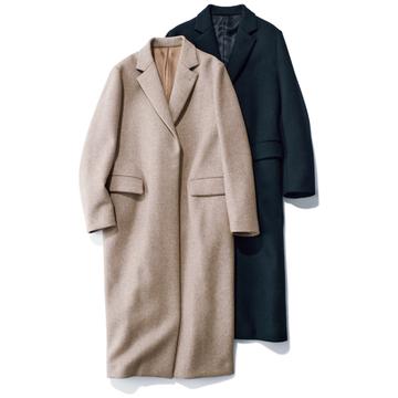 イレーヴの「進化系チェスター」コートで抜け感を【今季買うべき「指名買いコート」】