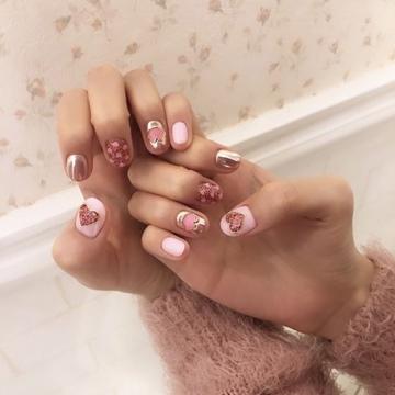 Vol.66♡【2019年冬】バレンタインのネイルデザイン♡