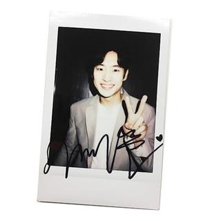 【応募終了】イ・ジェフンの直筆サイン入りインスタント写真を1名様にプレゼント!
