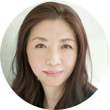 美容ライター 山崎敦子さん