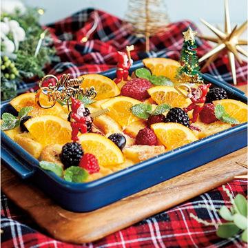 食パンとフルーツでできる! 簡単手作り♡ クリスマススイーツレシピ