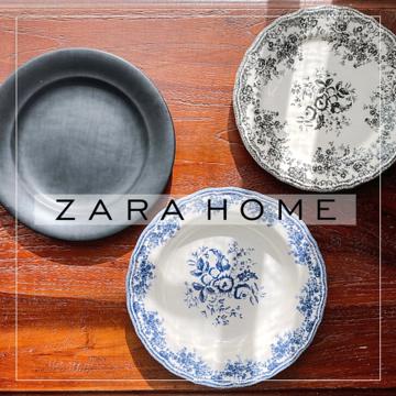 【ZARA HOME】¥890~! 料理がグレードアップするオシャレ食器3選【ウェブディレクターTの可愛い雑貨&フードだけ。】