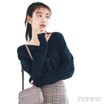 GUの秋新作スカートが神! 1990円で7通りに着回せる★
