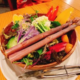 お野菜を食べたくなったら 農家のおすそ分け・はな豆へ!_1_3-2