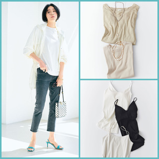 "Tシャツコーデの""あるある悩み""を解決!アラフォーがTシャツをもっと素敵に着るために知っておくべきこと|40代ファッション"