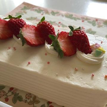 ときめくショートケーキ