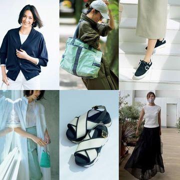 超軽量でおしゃれ!大草直子さん愛用の「レスポートバッグ」【ファッション人気ランキングTOP10】