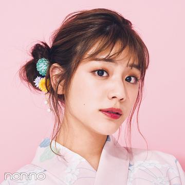 ゆかたのヘアアレンジ・ミディアム色っぽまとめ髪編♡ 【2019年ゆかた特集】