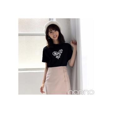 西野七瀬の可愛すぎる大人なミニスカ♡【毎日コーデ】
