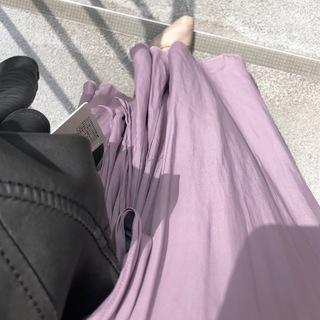 この春の華やかスカート