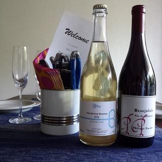 ワインがすすむ!ホームパーティー