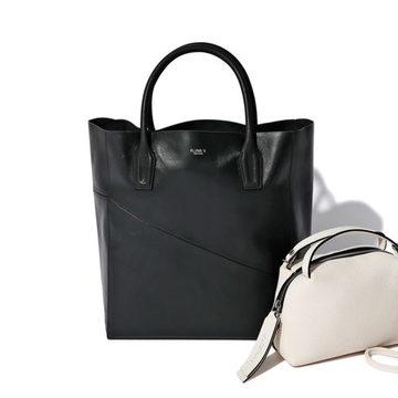 圧倒的な軽さで持ちやすい!「Pluma V.」のレザートートバッグが優秀