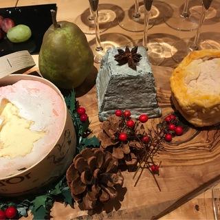 Xmasパーティーにおススメ♡美味しすぎるチーズ「モンドール」!