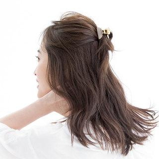 40代髪型 ミディアム