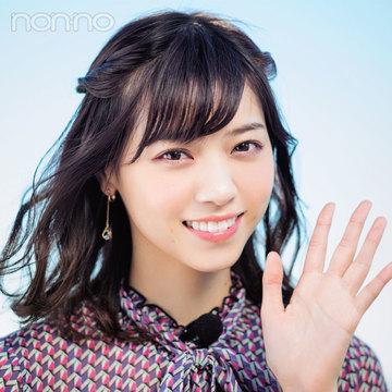 ノンノモデル西野七瀬のアイドルメイク、この3点でマネできる!