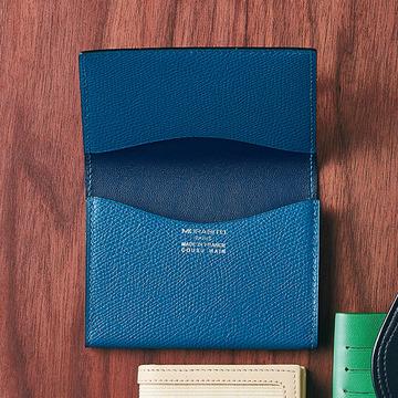 ビジネスシーンに役立つ!ひと技ありの「名刺入れ&カードケース」 五選