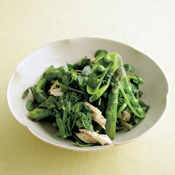 1.春のごちそうグリーンサラダ
