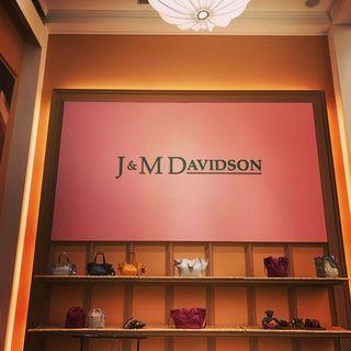 リニューアルオープンしたJ&M デヴィッドソン青山店のレセプションに行ってきました!