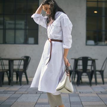 スタイリスト・望月律子さんが伝授!すっきりきれい見えするファッションテクニック