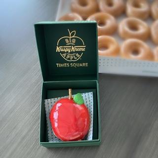 【ニューヨーク生活】タイムズスクエア限定クリスピークリームドーナツ