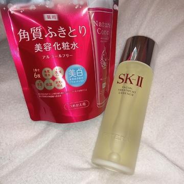 【プチプラNo1】最強拭き取り化粧水 & オススメコットン