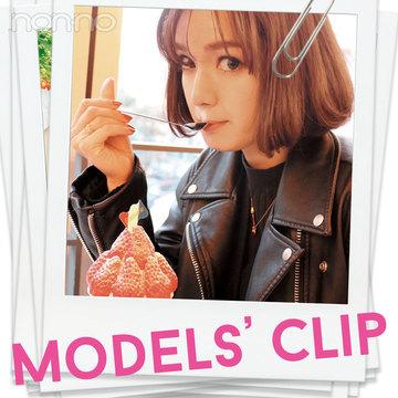 佐谷戸ミナが韓国のカフェで食べた美味しいものはコレ! 【Models' Clip】
