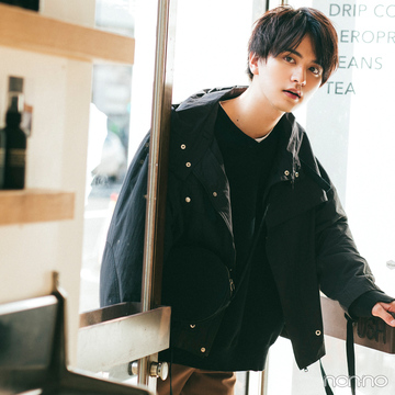 瀬戸利樹と春を待ちながらカフェデート♡【連載「今月の彼氏」ウェブ限定版】