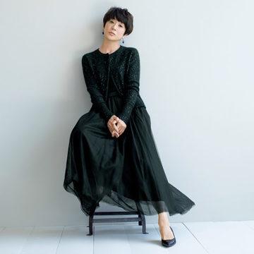 スタイリスト佐伯敦子さんプロデュース「Fabiana Filippi」のロングセラー上質チュールスカート