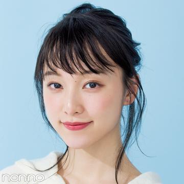 春の前髪アレンジ★ふんわりカールとクールな斜め前髪の作り方をていねい解説!