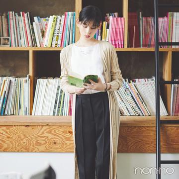 黒パンツのオンオフ着回し★ きれいめ&今っぽの2通りコーデ【20代オフィスカジュアル】