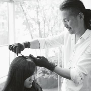 もう髪が染められない...という 嘆きに救いの手。 頭皮がピリピリ&  赤くならない ヘアカラーとは? -Salon de Rejue