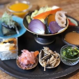 五感で味わう鎌倉ランチ