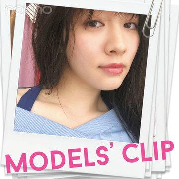 岡本杏理は○○○を片手にオトナなカフェタイム 【Models' Clip】