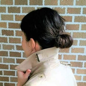 まとめ髪で冬コーデをスッキリと_1_4