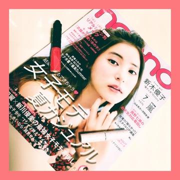 先取り夏カジュアル♡《 non-no 7月号 》発売中♩