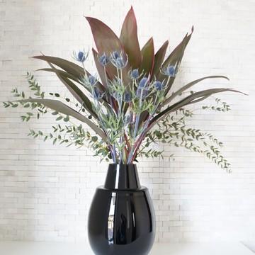 インテリアのグリーン④〇〇なグリーンと花器を選べば個性全開!