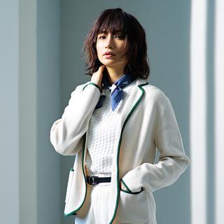 ユニクロ/イネス・ド・ラ・フレサンジュ 私らしい服、ずっと大好きなスタイル