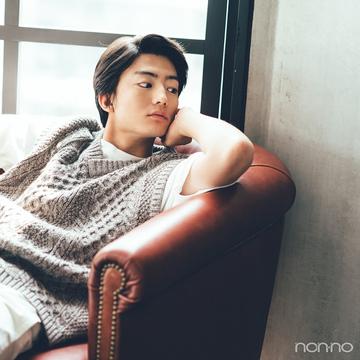 伊藤健太郎とお部屋でのんびり。飾らない素顔に思わずキュン♡【連載「今月の彼氏」ウェブ限定版】