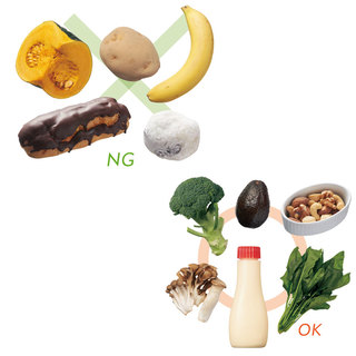 5つのルールを守るだけで、確実にやせられる!正しい糖質オフの「基本ルール」