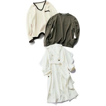【大草直子 真夏のリアルスタイル】夏の装いを秋へとつなぐ「リフレッシュアイテム」4選