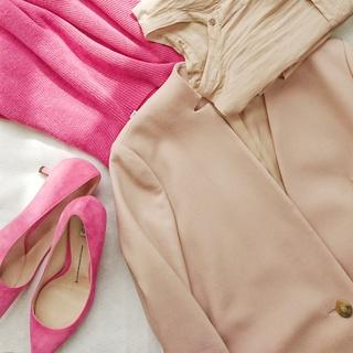 春ピンクの甘辛MIX☆アラフォーからの『甘さとのつきあい方』