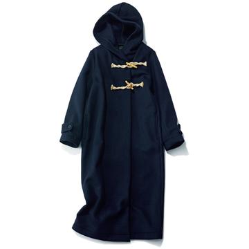 ミズイロインドの「進化系ダッフル」コート【今季買うべき「指名買いコート」】