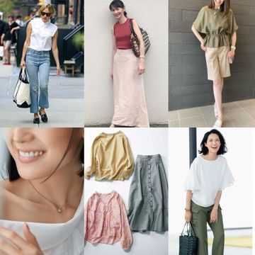 必見!優秀ブランドの今買って秋も使える「お値段以上の服」【ファッション人気ランキングTOP10】