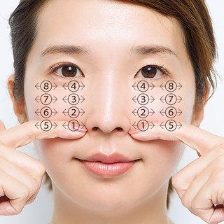 目の下のシワとたるみを予防!表情筋をリセットして、「目の下」を活性化する