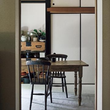 料理家・サルボ恭子さんが暮らす戸建ての二世帯住宅【これからの私にフィットする住まい】